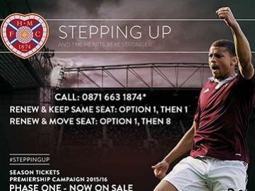season ticket details