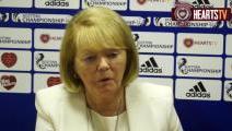 Ann Budge | Press conference