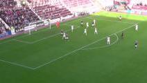 Hearts 5-1 Dumbarton | Full match