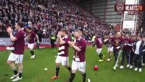 Champions' lap of honour