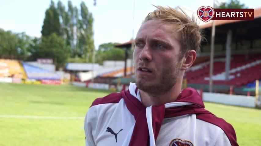 Jordan McGhee | Post-match Shelbourne
