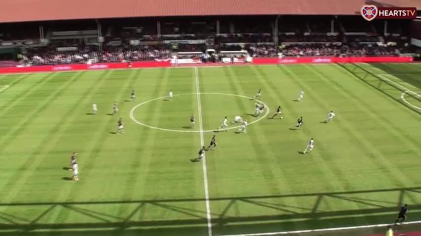 Hearts v Celtic | Highlights