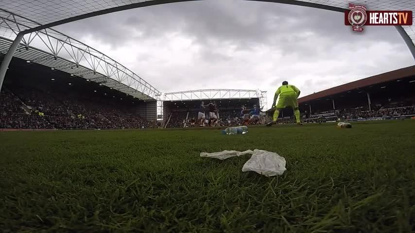 Hearts 2-2 Rangers | GoPro Goals