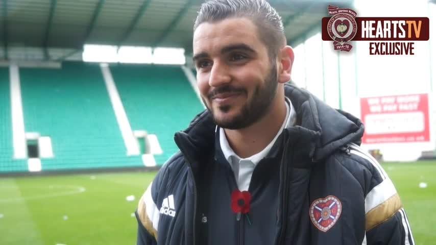 Alim Ozturk | Post-match Hibs