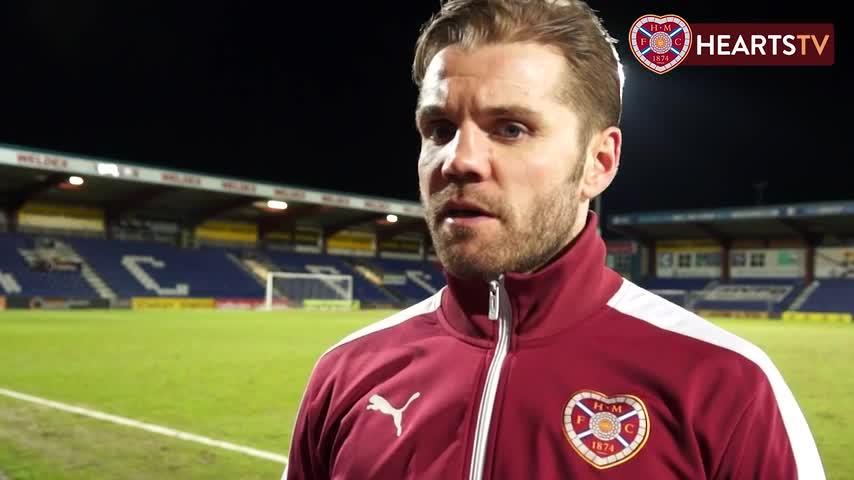 Robbie Neilson | Post-match Ross County